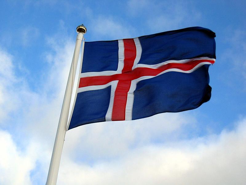 Islannin Lippu